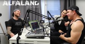 Haastattelussa Mike Sirén & Alona Kuusisto⎜ALFALAND #2