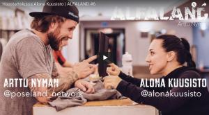 Haastattelussa Alona Kuusisto | ALFALAND #6