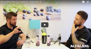 Voimavalmentaja Joni Jaakkola | ALFALAND #8