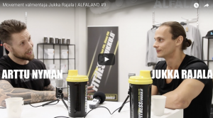 Movement valmentaja Jukka Rajala | ALFALAND #9