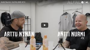 Antti Nurmi | ALFALAND #10