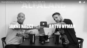 Haastattelussa Janne Nacci | Part 1 | ALFALAND #12