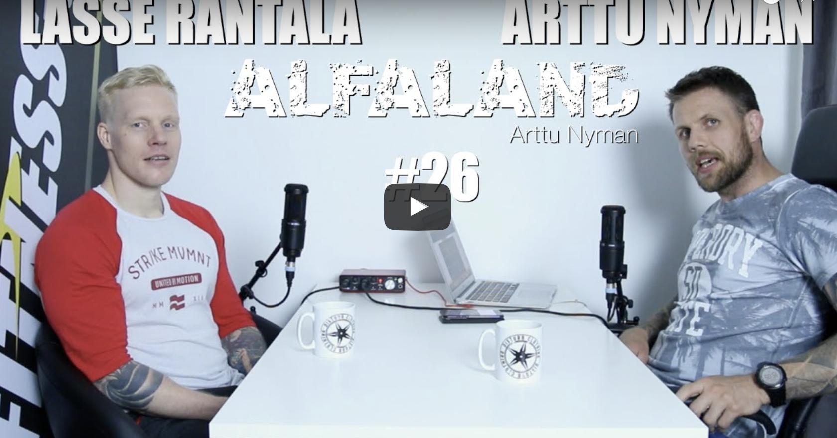 Lasse Rantala | ALFALAND #26