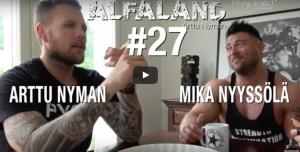Alfatalk w/ Mika Nyyssölä | Conor VS Floyd | ALFALAND #27