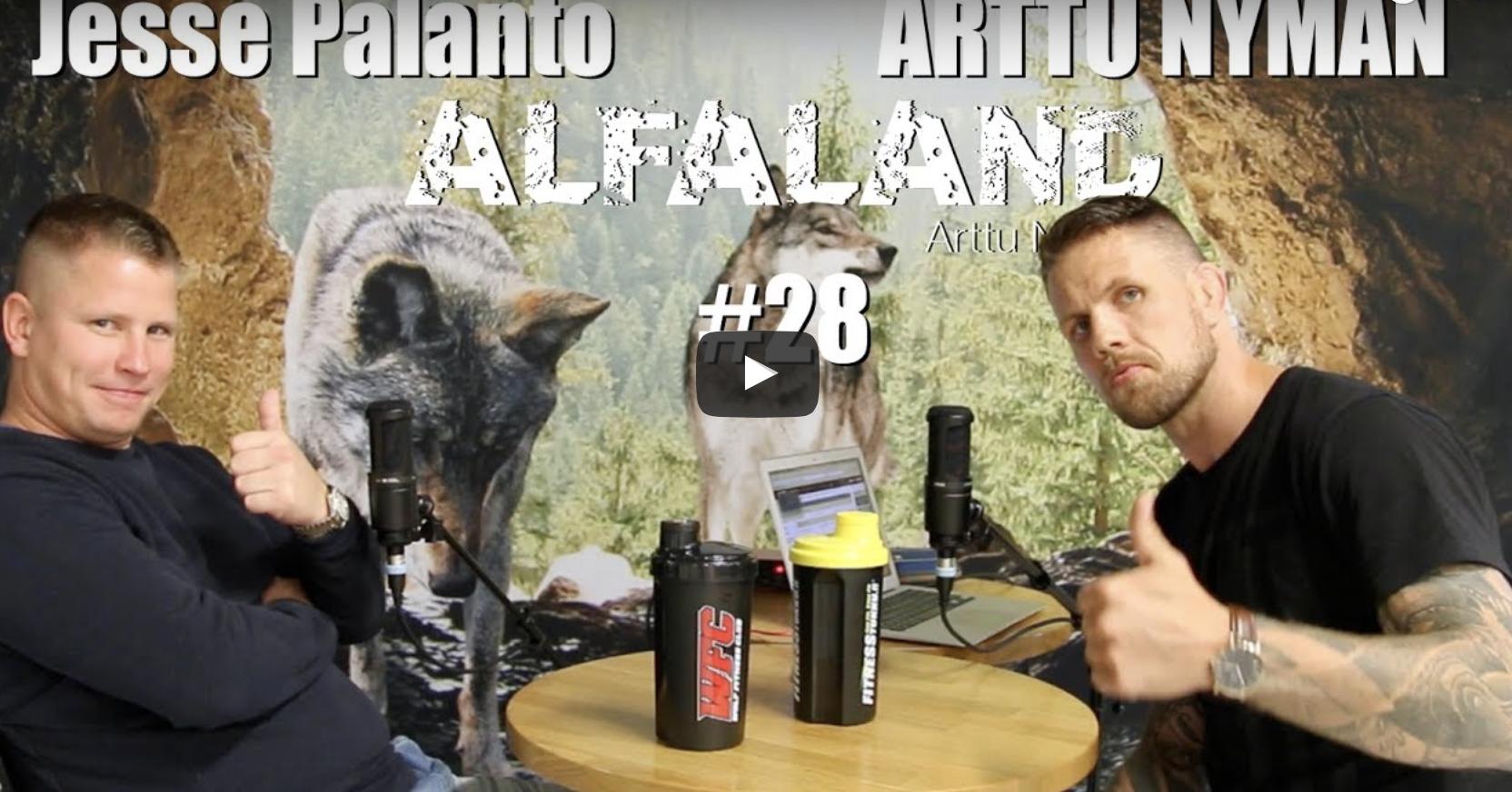 Jesse Palanto | ALFALAND #29