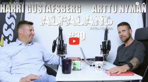 Harri Gustafsberg | ALFALAND #30