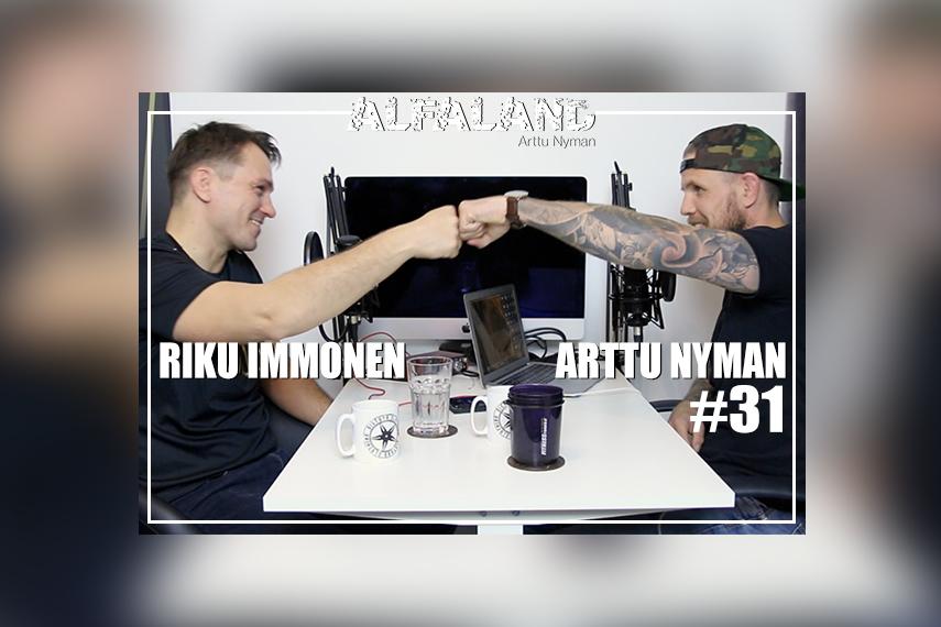 Riku Immonen | ALFALAND #31