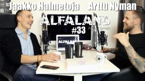 Jaakko Halmetoja | Alfaland #33