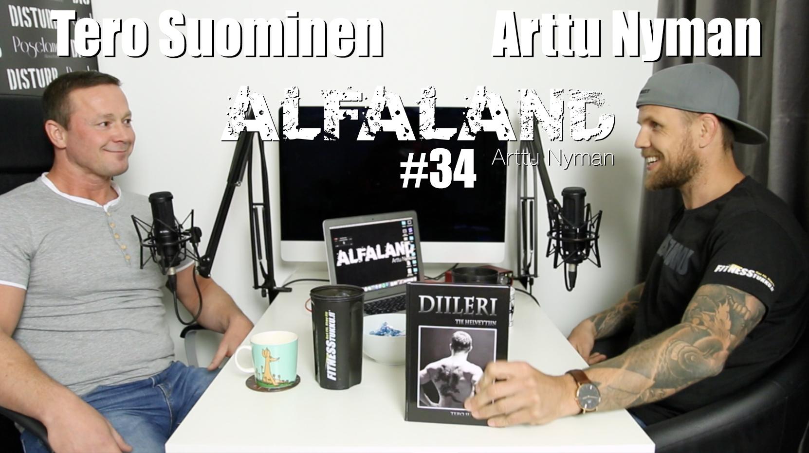 Tero Suominen | ALFALAND #34