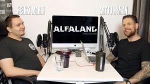 HEIKKI MARIN | ALFALAND #37
