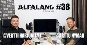 Vertti Harjuniemi | ALFALAND #38