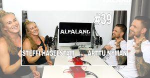 Suomen CrossFit kuningatar Stefanie Hagelstam | ALFALAND  #39
