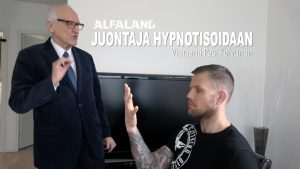 Suomen tunnetuin hypnologi Pasi Koivunen | ALFALAND