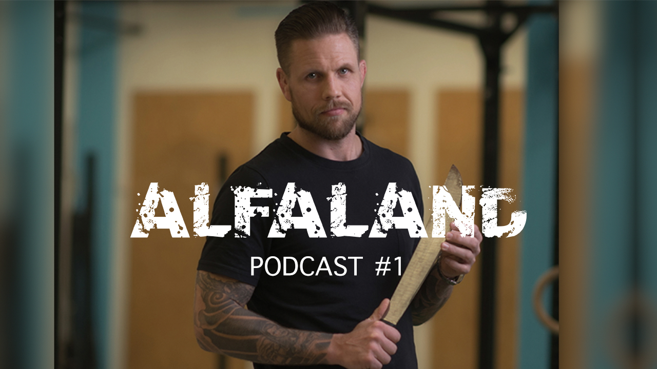 ALFALAND SOLO-PODCAST #1