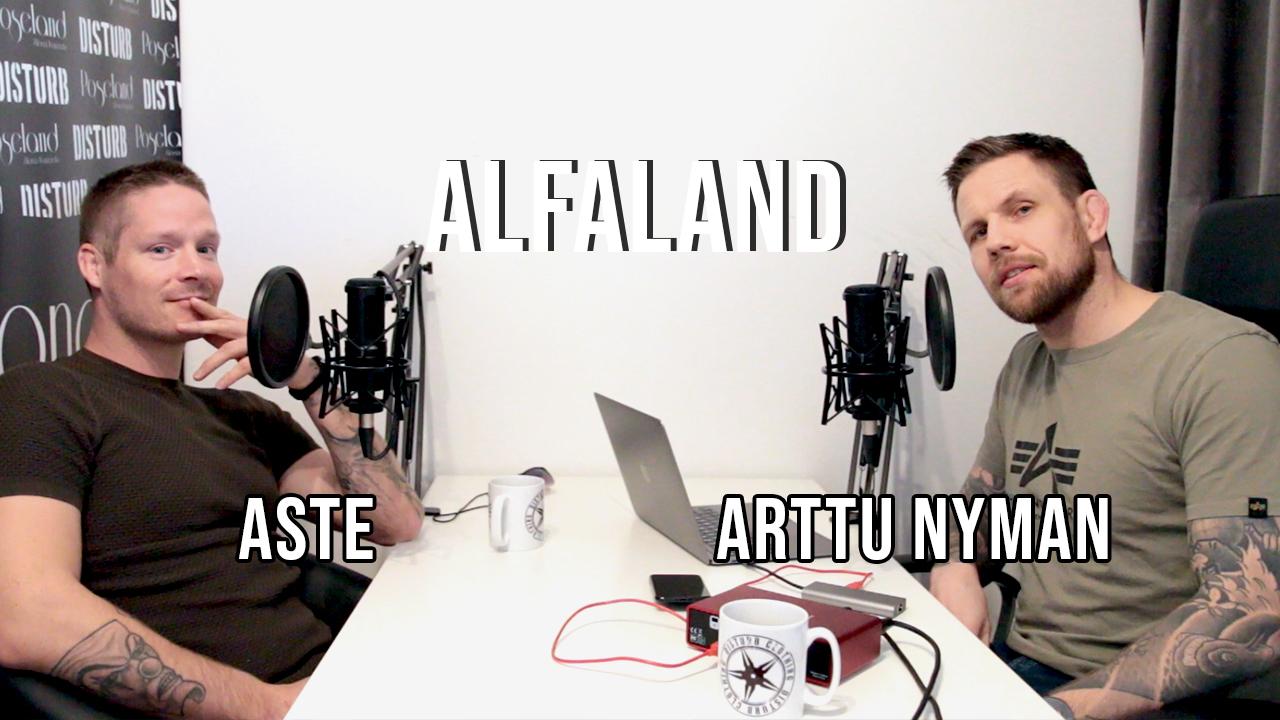 ASTE | ALFALAND #57
