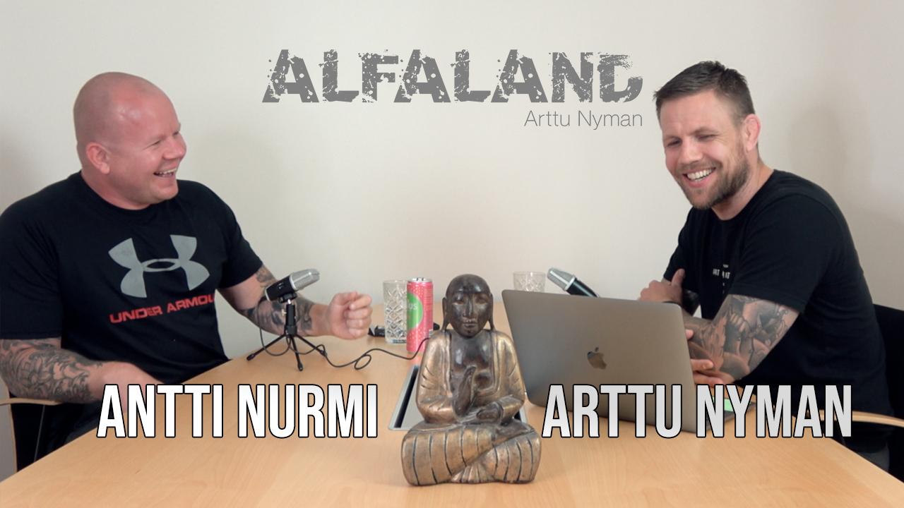 Antti Nurmi | ALFALAND #61