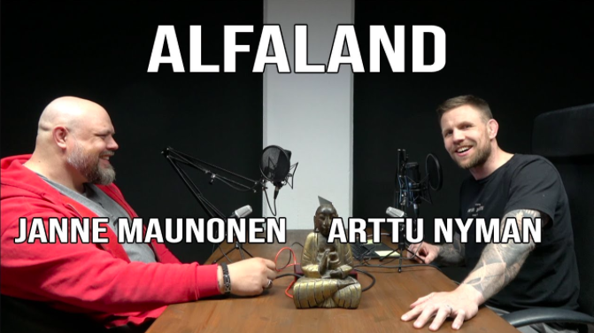 Janne Maunonen | ALFALAND #65