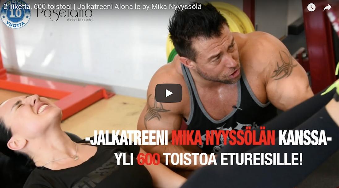 Read more about the article MITEN TREENATAAN TAKAREISIÄ RASITTAMATTA SELKÄÄ | ALONA K