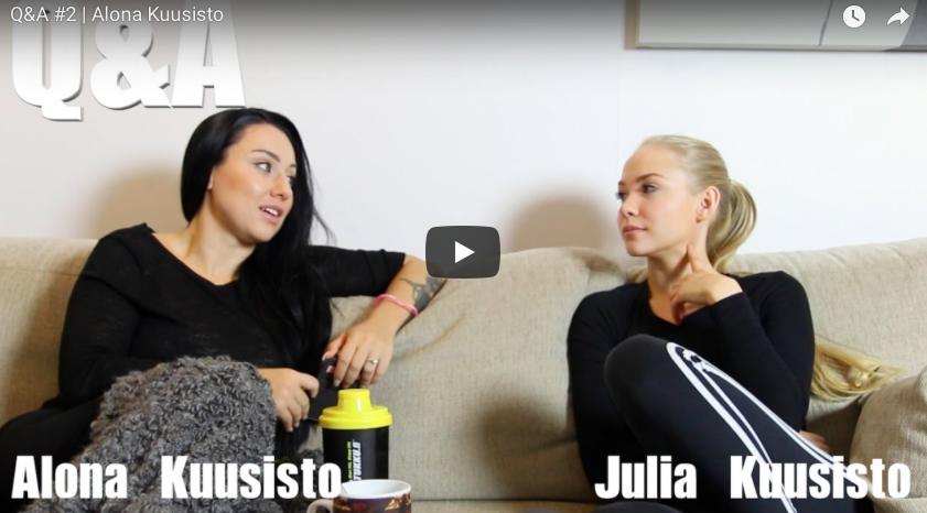 Q&A | ALONA KUUSISTO