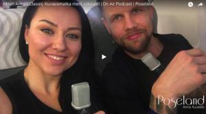 MITEN ARNOLD CLASSIC KUVAUSMATKA MENI -OIKEASTI | ON AIR PODCAST | POSELAND