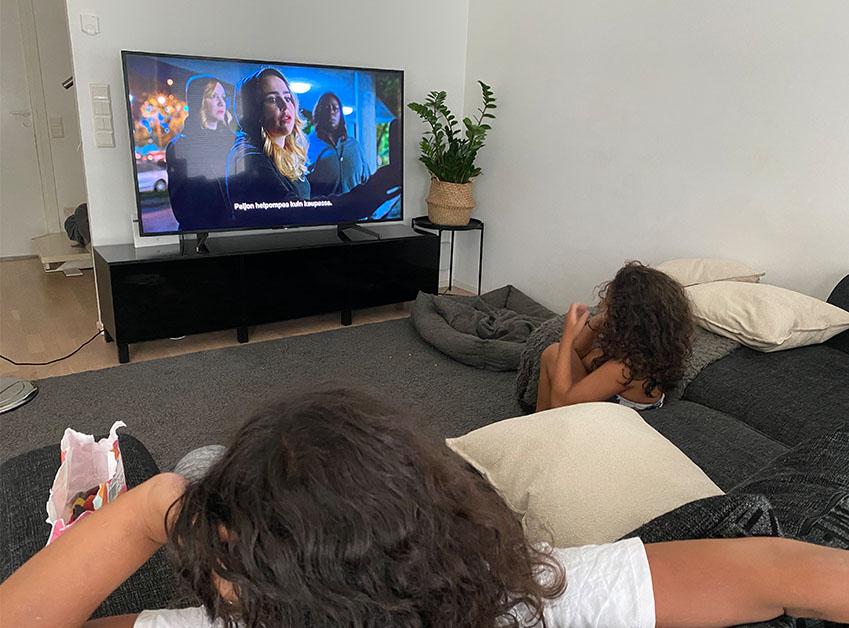 Lapseni ansaitsevat ruutuaikaa kotitöillä