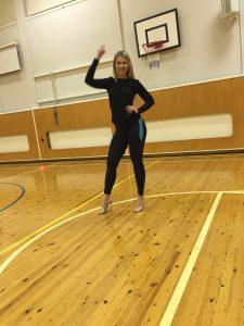Mun viikko: valmentajan tapaaminen, poseja ja sairastelua