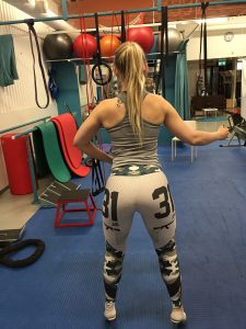 Fitness Classic 2018 – 19 viikkoa