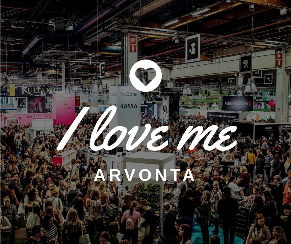 I love me-messut – ARVONTA!
