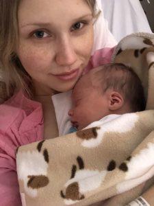 Kaksi viikkoa synnytyksestä – palautuminen