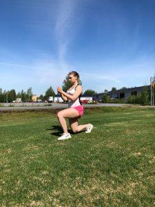 4kk synnytyksestä – palautuminen