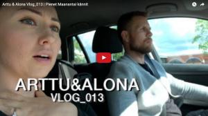 Arttu & Alona Vlog_013 | Pienet Maanantai kännit