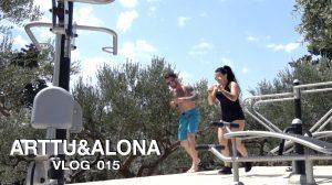 ARTTU & ALONA VLOG_015 | Äkkilähtö Kroatiaan osa II