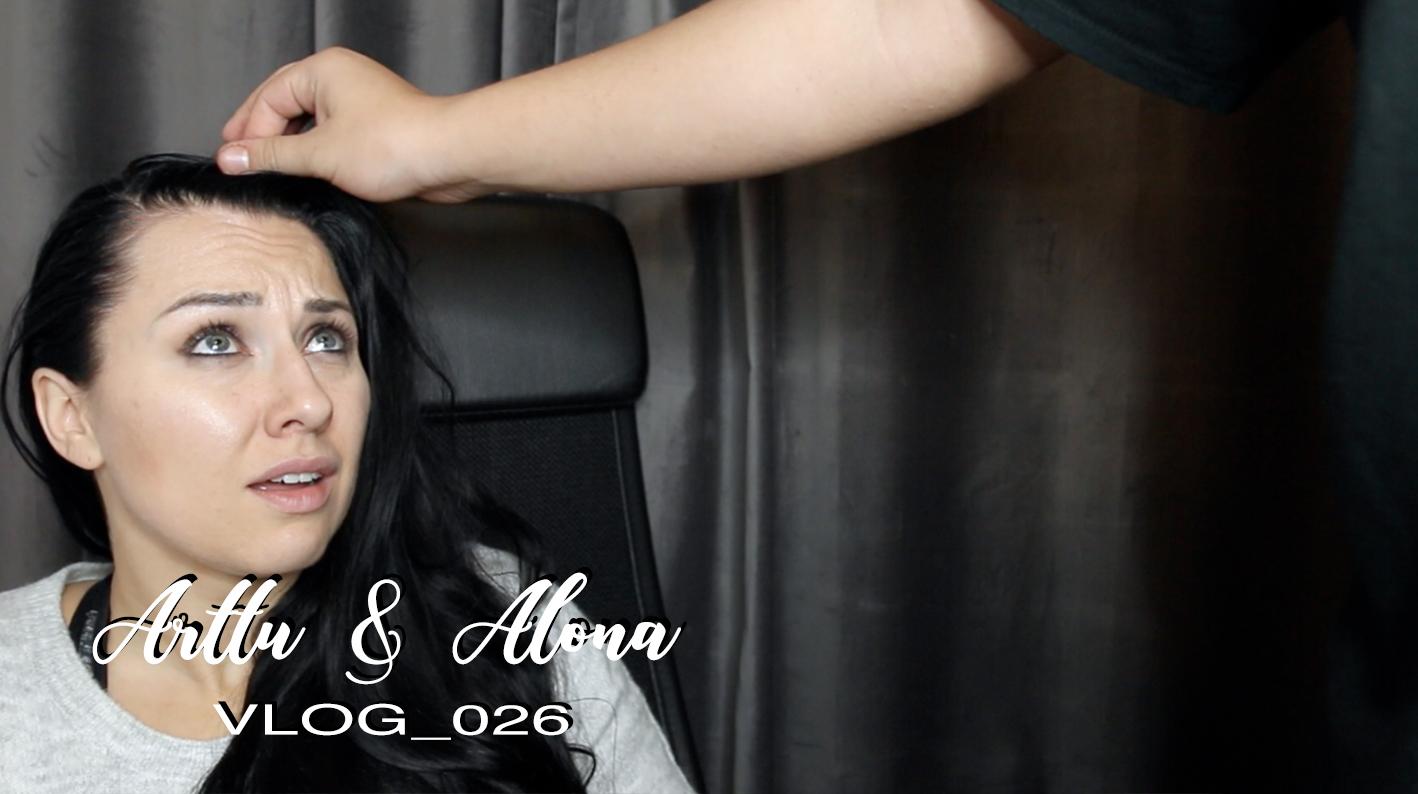 Arttu & Alona VLOG_027 | Alonan työpäivä vs Artun työpäivä