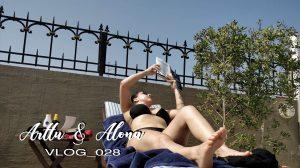 Arttu & Alona VLOG_028 | Loma Dubaissa part 1