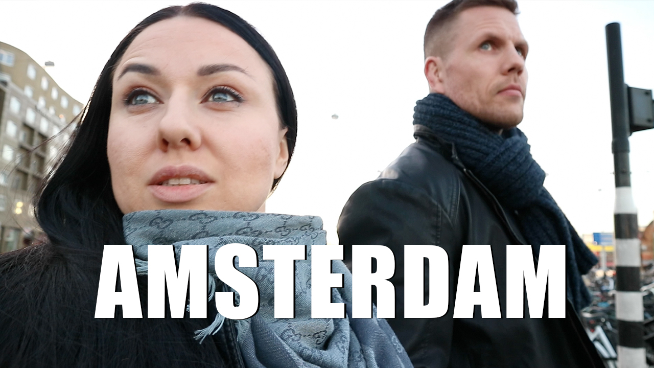 Arttu & Alona VLOG_042 – OFF TO AMSTERDAM