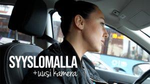 Syysloma + uusi kamera | Arttu & Alona
