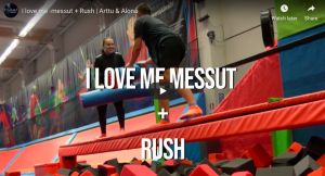 I love me -messut ja Rush