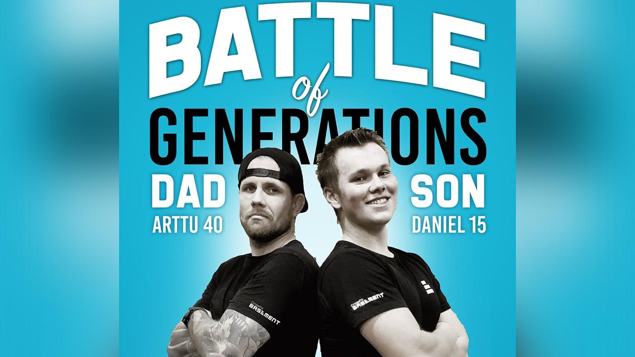 Dad vs Son Part II