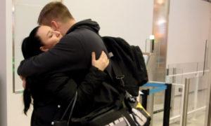 Se päivä kun Daniel lähti takaisin Amerikkaan
