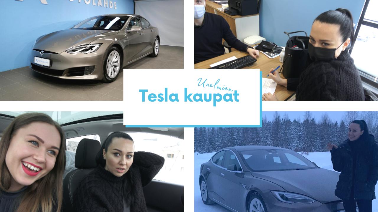 Tesla kaupat