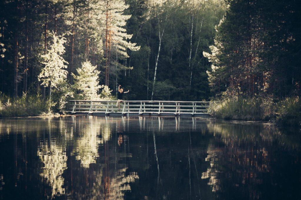 evo vähäkoukkujärvi poseland
