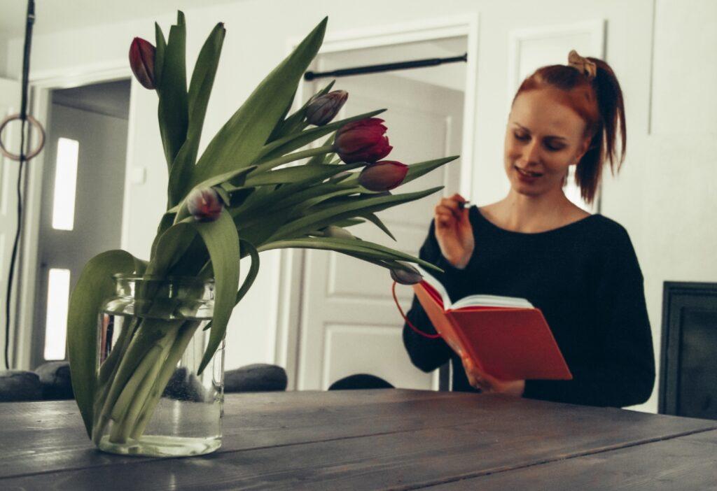 ystäväkirja blogihaaste poseland elsalinnean