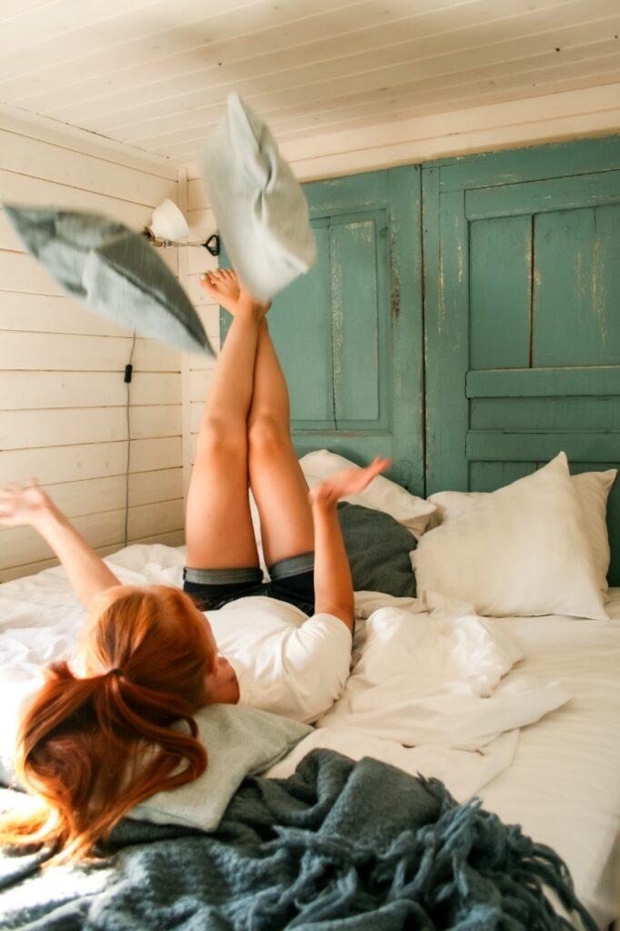 omat makuuhuoneet omat sängyt kokemuksia