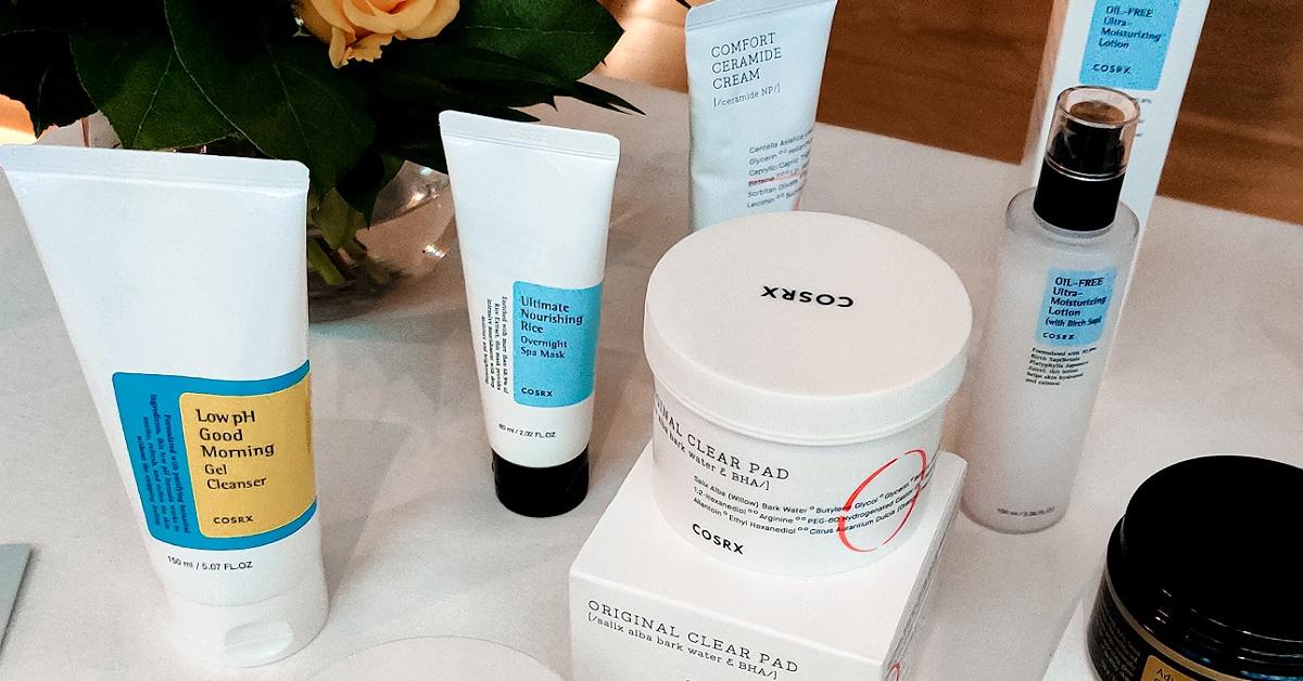 COSRX- Korealainen kosmetiikka