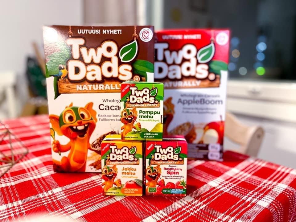 Read more about the article Two Dads