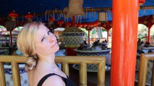 Vuosi bloggaajana