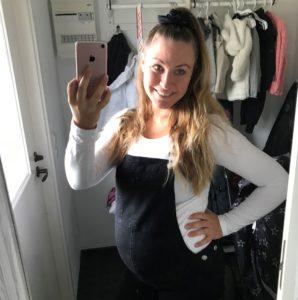 Raskas nainen takapenkillä – raskauskuulumiset
