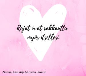 Read more about the article Erityisherkkyys – Rajat ovat rakkautta myös itsellesi
