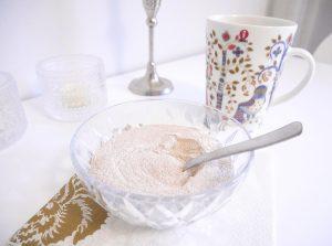 Sokeritonta chai lattea helposti kotona!