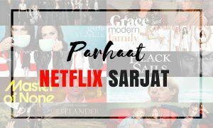Netflix Suosikit part 1